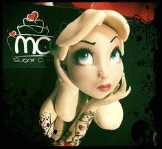 Alice Punk - Cake by MG SugarCake