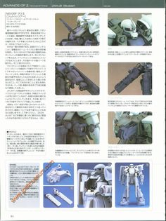 Advance of Z official art book Vol 2 71