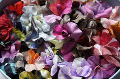 Beautifully handmade silk flowers!