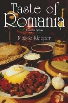 How to Eat Healthy with Little or No Cooking My favorite book in English for Romanian recipes. I like the versions he gives of traditional Romanian recipes. Also includes tidbits on Romanian culture. It's a great gift for someone who loves Romania. Sicilian Recipes, Greek Recipes, Romanian Recipes, Jewish Recipes, Turkish Recipes, Healthy Soup Recipes, Easy Dinner Recipes, Dessert Recipes, Yummy Recipes