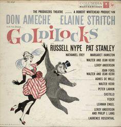 Goldilocks > 1958 Original Broadway Cast