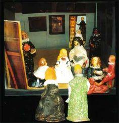 Version of Las Meninas