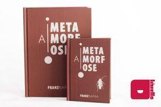 Libretto A Metamorfose - Série Clássicos - cadernos artesanais