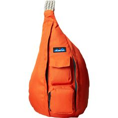 kavu rope bag | KAVU ROPE BAG 923-56 Orange/Blue dot | Kavu rope ...