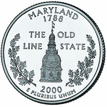 The Maryland State Quarter