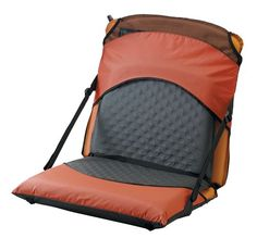 Therm-a-Rest Trekker Chair Sleeve. One of the best things I ever bought. Makes camping out a pleasure.