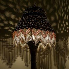 In the Rick's Café #Casablanca #rickscafe #shadow #lamp #Maroc #Morocco #travel #voyage #magazine #ipad #nowmaroc