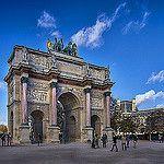 Paris, panorama par HDR-newaddict