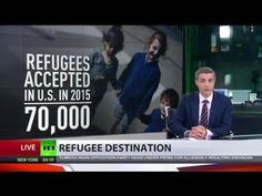 Accepted but not welcomed: Refugees face difficulties moving to troubled US areas - YouTube