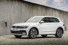 Volkswagen Tiguan wordt bastaard van de GTI-familie - http://www.topgear.nl/autonieuws/volkswagen-tiguan-gti-motor-2016/