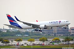 LATAM CARGO - Boeing 767-3F Boeing Aircraft, Vehicles, Car, Vehicle, Tools