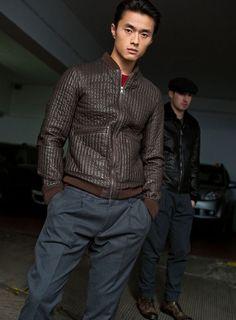 dolce and gabbana fw 2014 men collection 021 800x1087 Adam Senn, Will Chalker, Sam Webb & Others Pose for Dolce & Gabbana Fall/Winter 2013 Lookbook