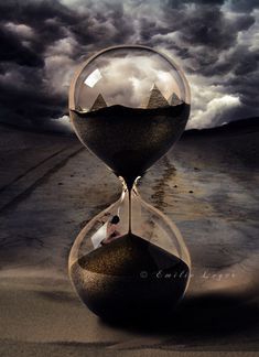 Hourglass by emilieleger.deviantart.com on @deviantART #writingprompt