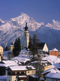Ftan, Graubunden, Switzerland where the Tavernas hail from.