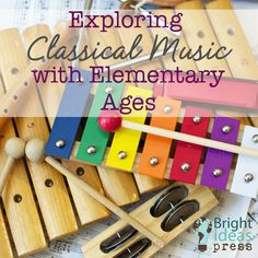 Exploring Classical Music with Elementary Ages