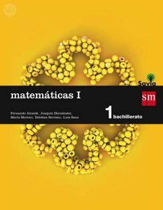 . Matem�ticas i 1� bachillerato (aplicadas a las ccnn) savia ed 2015 n� de p�ginas: 384…