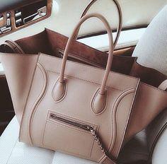 Celine Paris Bag - Blush