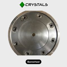 Barewheel Also know as Center wheel or Turbine wheel is the unit that houses the wheel blades. We manufacture barewheel in EN-8, EN-19, En353 and in tool steel grade, depending on our customers requirement. #crystalsgroup #barewheel #machines #wheelblades Visit - http://crystals-group.com/