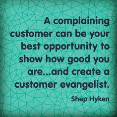 Customer Complaints #Biztips