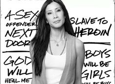 Lisa Ling.  One of my absolute favorite journalists, so incredibly intelligent she knows how to bring forth the issues we need to learn about!  Reminds me of a young Ann Curry with her investigative style of reporting.  Love her!