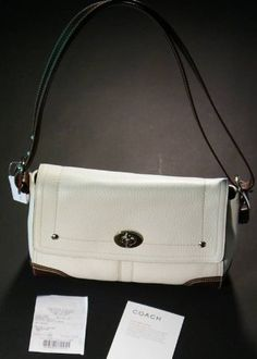 This shoulder #handbag is excellent for the evening