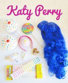 ♡ On Pinterest @ kitkatlovekesha ♡ ♡ Pin: Costume ~ Katy Perry California Gurls ♡