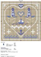"Gallery.ru / joobee - Альбом ""169 Beach Cross/Stitch"""