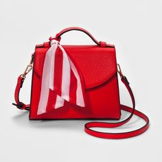 6ef47c9b4e9f Mother s Day Top Handle Mini Crossbody Bag - A New Day™   Target Fashion  Group