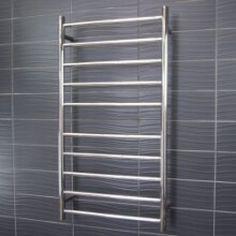 Radiant RTR02 600 x 1100mm Heated Towel Rail Left