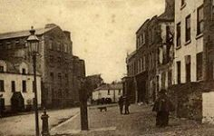 Chapelizod Village Early 1900s (Photo-Brian Birkett) Photo Engraving, Salford, Dublin, Old Photos, Manchester, Ireland, History, Ancestry, Places