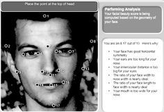 """Several websites and apps offer to calculate an overall attractiveness """"score""""…"""