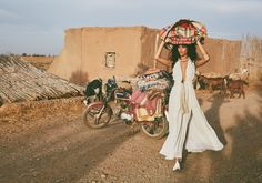 Mara Hoffman Resort 2016 Editorial shot by Olivia Malone