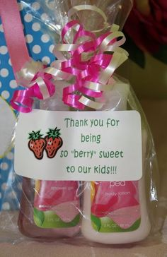 Teachers, daycare workers, & bus drivers gift ideas