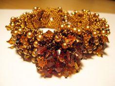 Tutorial for 'Surprisingly Simple Elegance' bracelet