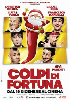 2013, poster art: Colpi di fortuna  (2013 - Italia)