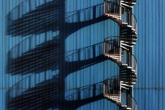 1x.com is the world's biggest curated photo gallery online. Each photo is selected by professional curators. Spiral Staircase and shadows by Hans-Wolfgang Hawerkamp