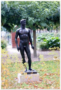 Apollon par Paul Belmondo