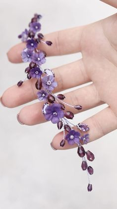 Fancy Jewellery, Bead Jewellery, Cute Jewelry, Hair Jewelry, Jewelry Crafts, Jewelry Art, Diy Necklace Making, Handmade Wire Jewelry, Beaded Jewelry Patterns