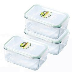 6 Pc. Go Green Glasslock Rectangular Container Set By Kinetic by Kinetic Cookware. $90.74. Microwave safe. Freezer to Microwave oven safe. Freezer safe. Tempered glass. Kinetic Go Green GlassLock is truely unique and innovative. The tempered glass is stain resistant, durable and safe. It is airtight and watertight, keeping the foods locked inside. GlassLock is microwave safe, non-toxic and non-reactive, ensuring nothing transfers into your food while reheating. You can ...