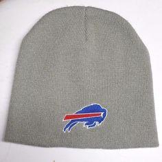 NFL Buffalo Bills Molson Canadian Winter Cuffless Beanie Hat Gray   BuffaloBills Canadian Winter 98038329b