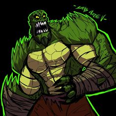 Killer Croc, Character Ideas, Dc Comics, Joker, Fictional Characters, Art, Art Background, Kunst, The Joker