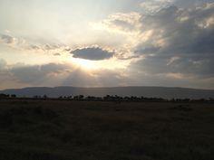 Masai Mara - The Light