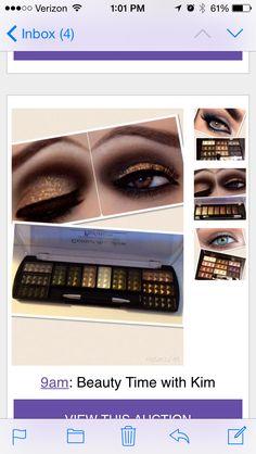 Eye Shadow Rational Symphony Cosmetic Case Powder Eye Shadow Eyebrow Cake Powder Blush Lipstick Makeup Beginner Beauty Essential Tools