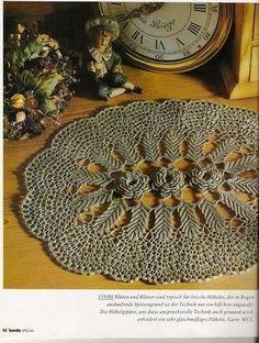 Aline crochê: Grafico Tapetes