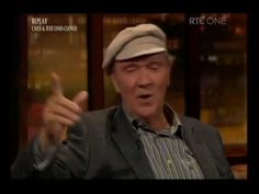 Liam Clancy Interview on Tubridy Tonight - RTE1 (Part 1 of 2) - YouTube