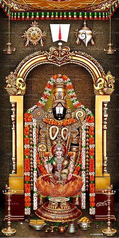 Lord Balaji Wallpapers Gallery Tirupati Balaji Hd Photos God