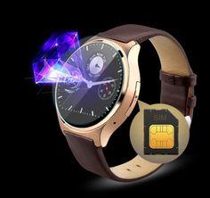 Novedad: Oukitel A29, un smartwatch con una pantalla de zafiro y soporte para llamadas