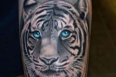 1a23778e0ed10 21 best White Tiger Tattoos For Women images in 2017 | Tiger tattoo ...