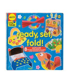 Take a look at this Ready, Set, Fold! Kit by ALEX on #zulily today!