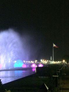Luneta Park i Maynila, City of Manila